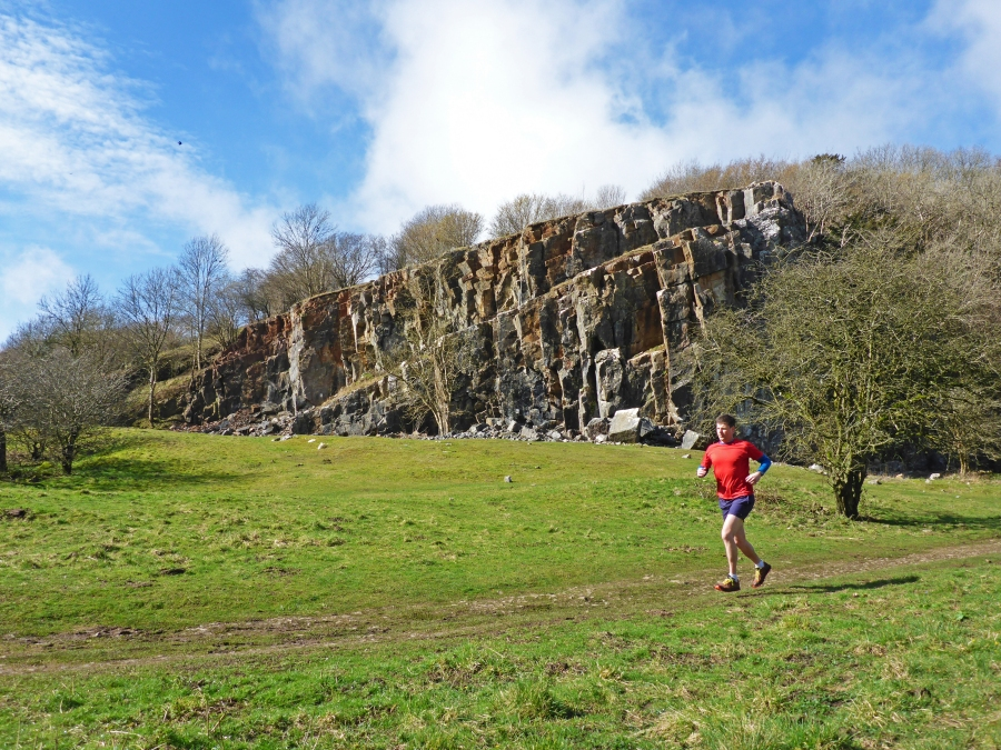 Route 2 - Trail Running past Black Rock by Pat Kinsella(1)